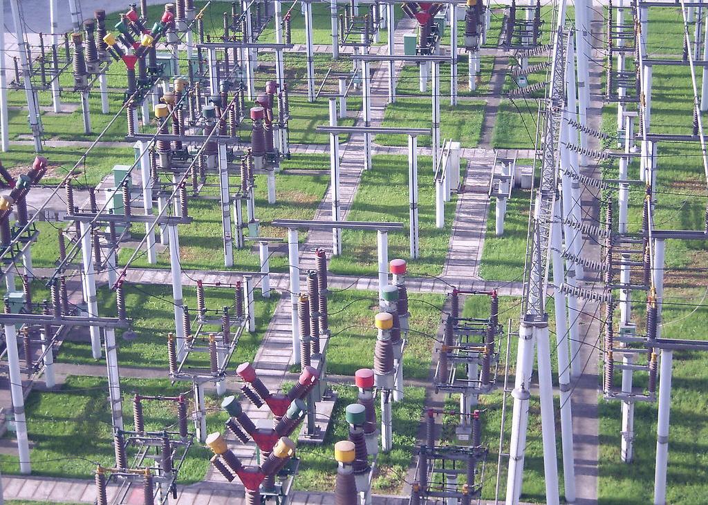 完善电网结构
